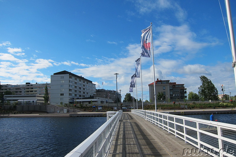 Am Best Western Hotel in Savonlinna, Finnland