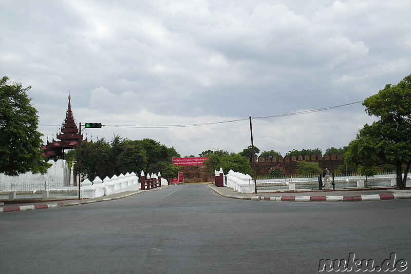 Am Mandalay Palace