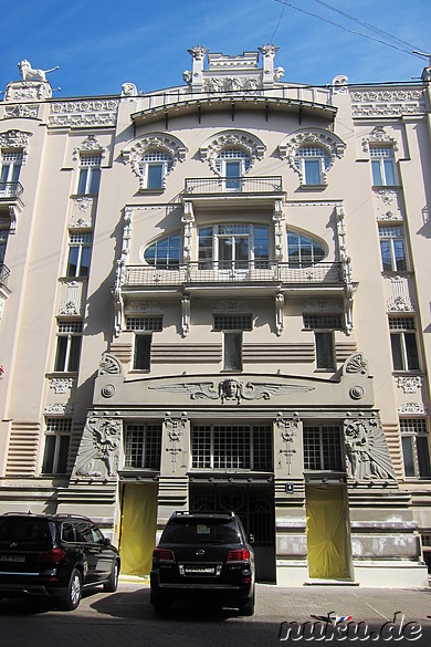 Art Nouveau Walking Tour - Jugendstil in Riga, Lettland