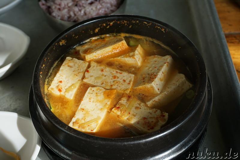 koreanische k che koreanisches essen kimchi samgyeopsal ginseng co. Black Bedroom Furniture Sets. Home Design Ideas