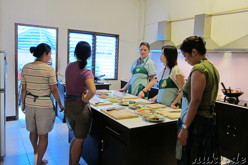 Basil Cookery School - Kochschule in Chiang Mai, Thailand