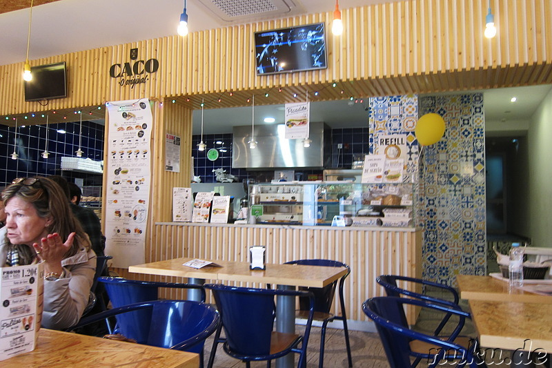 Caco Burger - Fastfood in Faro, Portugal