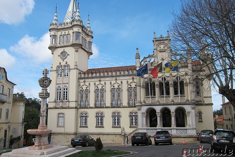 Camara Municipal - Rathaus in Sintra, Portugal