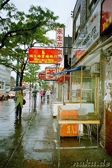 Chinatown in Toronto, Kanada