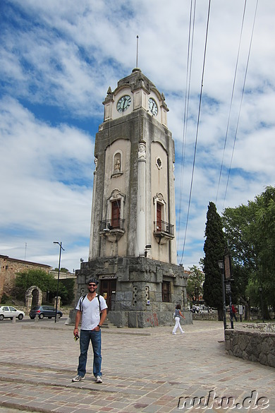 Clocktower in Alta Gracia, Argentinien