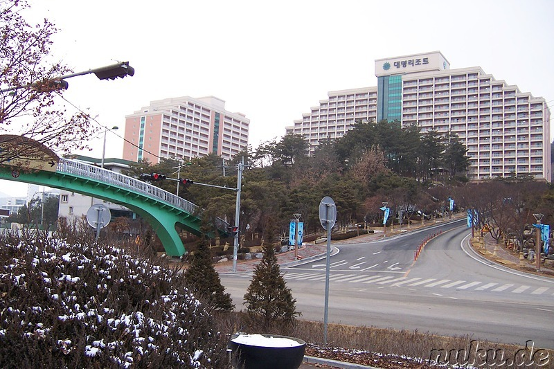 Daemyung Resort in Danyang
