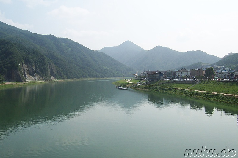 Danyang am Chungju Lake