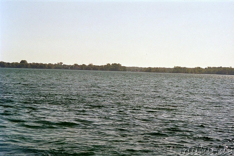 Die Toronto Islands, Kanada