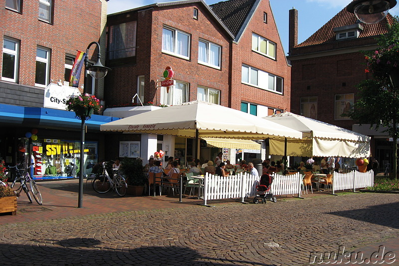 Eiscafe in Winsen Luhe