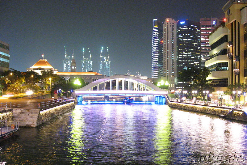 Elgin Bridge, Singapur