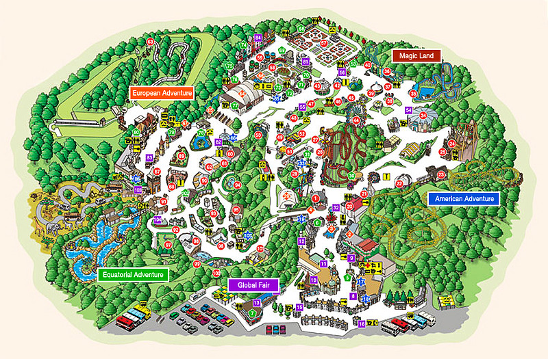 Everland Festival World