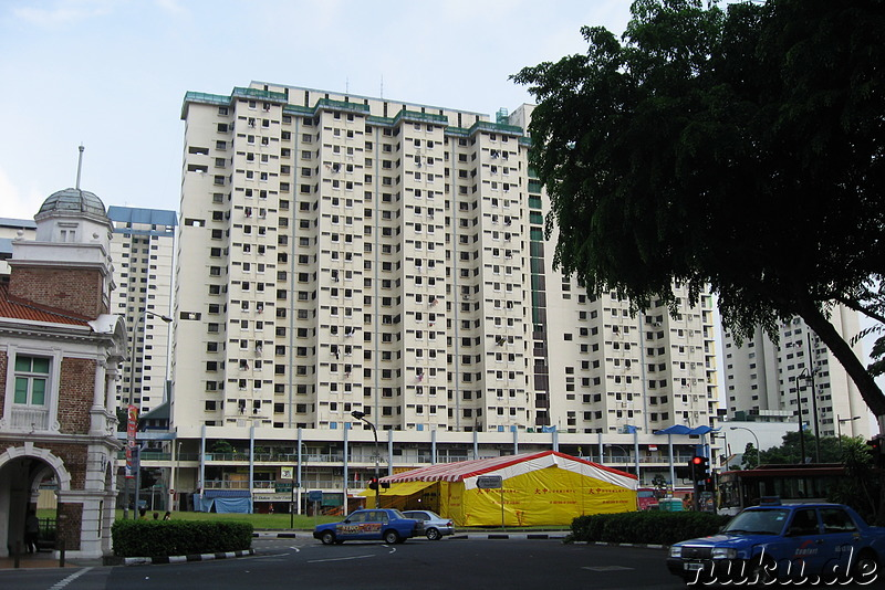 Fernloft Hostel in Singapur-Chinatown