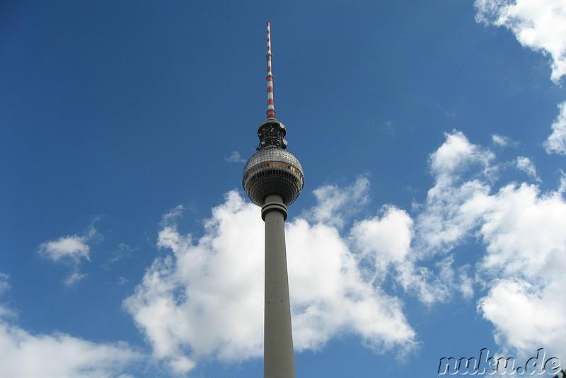 Fernsehturm Berlin Reservieren