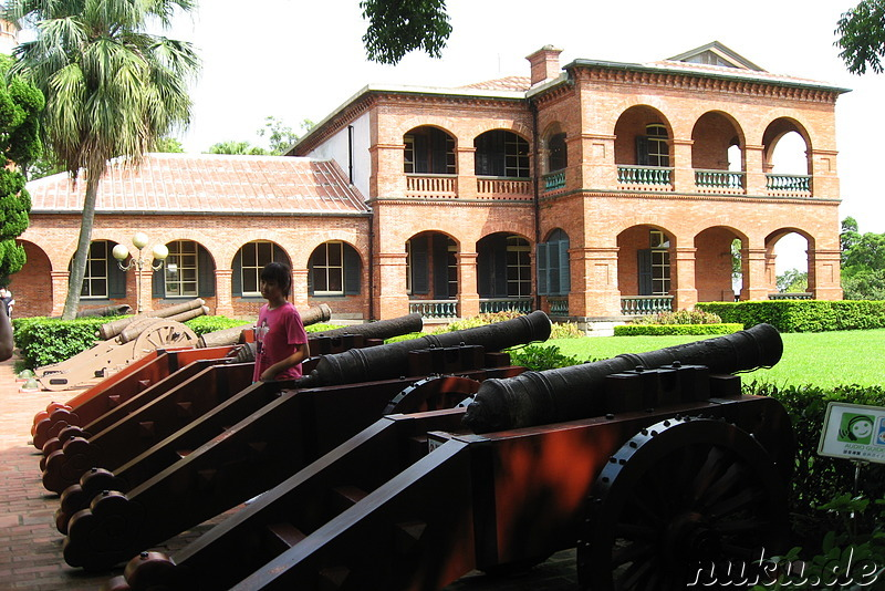Fort San Domingo, Danshui, Taiwan