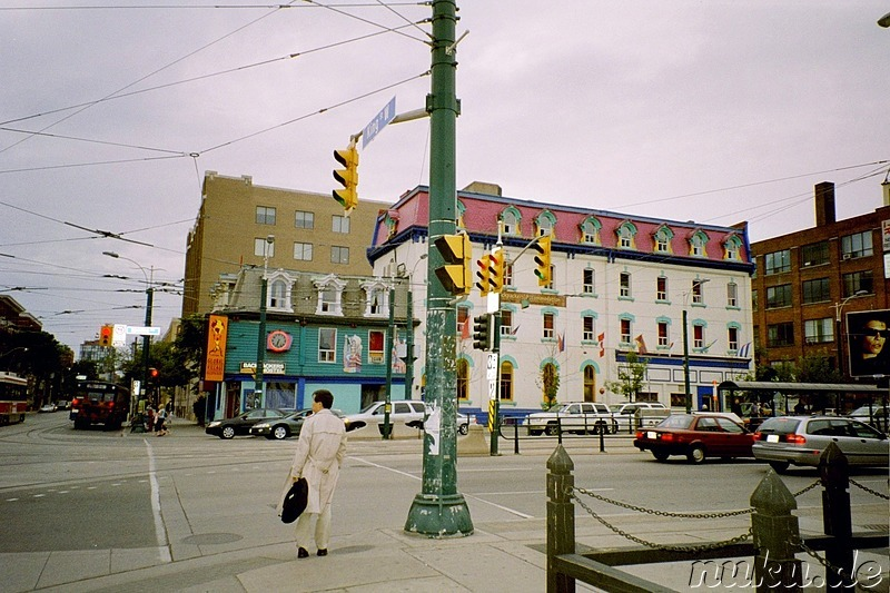 Global Village Backpackers - Hostel in Toronto, Kanada