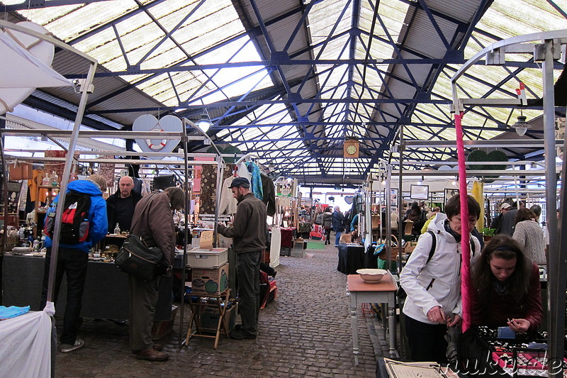 Greenwich Market - Markt in Greenwich, London