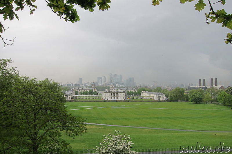Greenwich Park in Greenwich, London