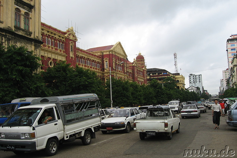 High Court Building, Yangon