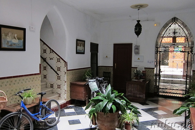 Hostal Zacatin in Granada, Spanien