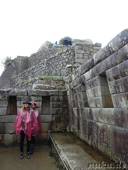 House of the High Priest, Maccu Picchu, Peru