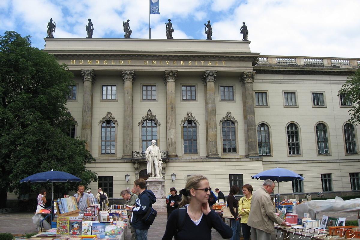 Hu Berlin Ferien