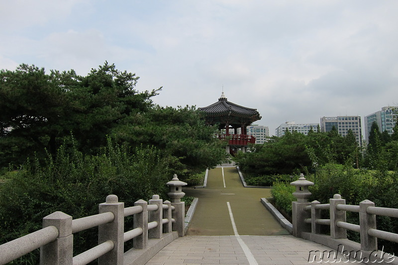 Ilsan Lake Park (일산호수공원), Gyeonggi-Do, Korea