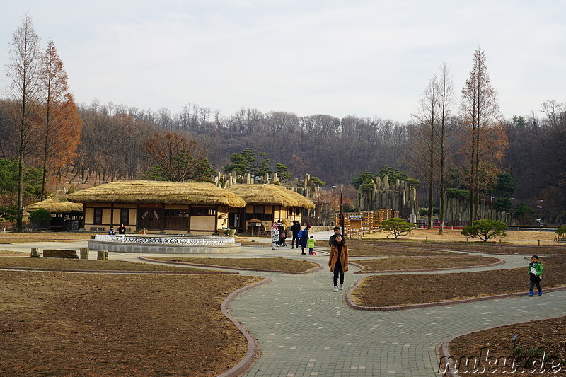 Im Bucheon Natural Ecology Park (부천자연생태공원) in Bucheon, Gyeonggi-do, Korea