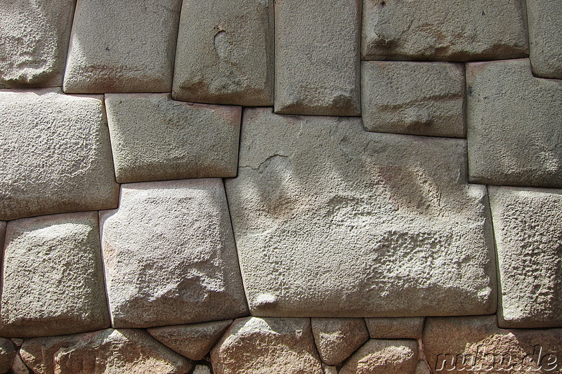 Inca Walls - Inkamauern in Cusco, Peru