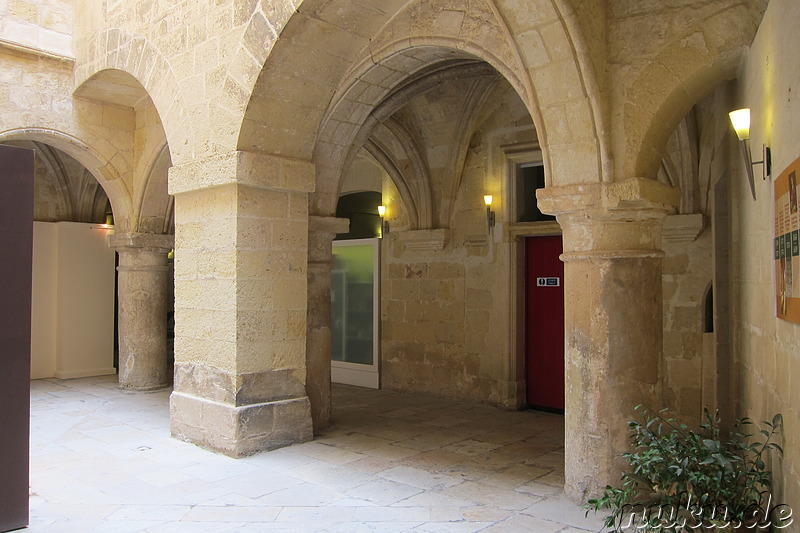 Inquisitors Palace in Vittoriosa, Malta