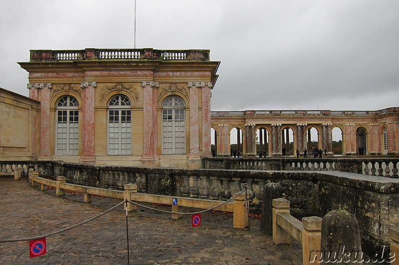 Le Grand Trianon in Versailles, Frankreich