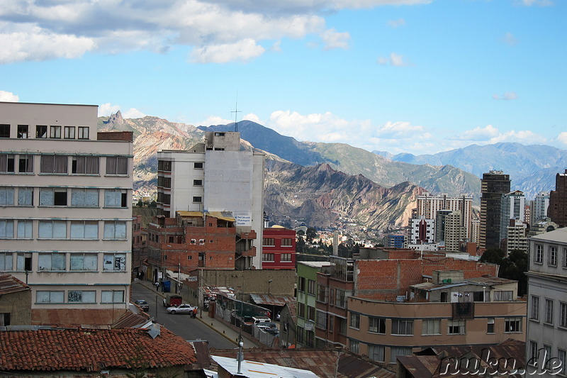 Loki Backpackers in La Paz, Bolivien