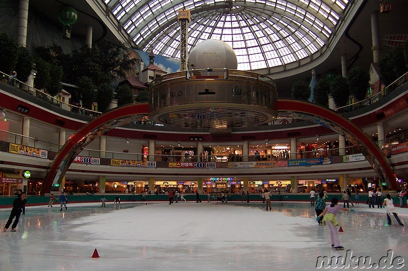 Lotte World Eisbahn