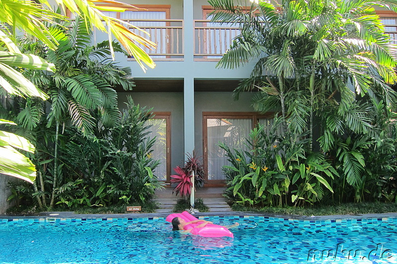 Metadee Resort am Kata Beach auf Phuket, Thailand