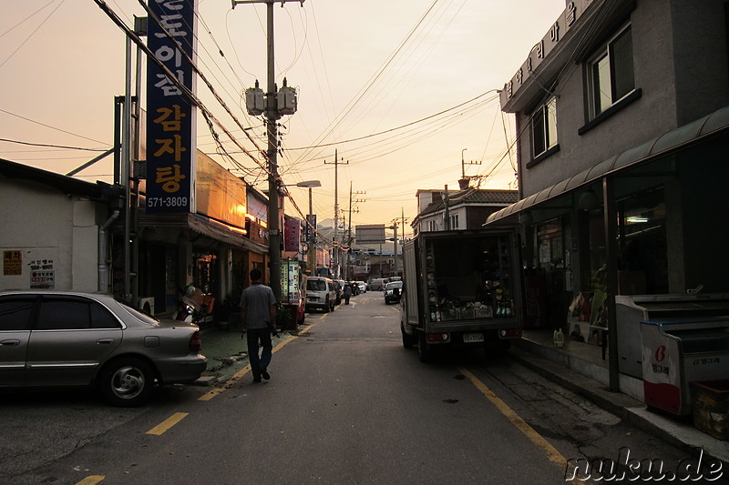 Namyangju, Gyeonggi-Do, Korea