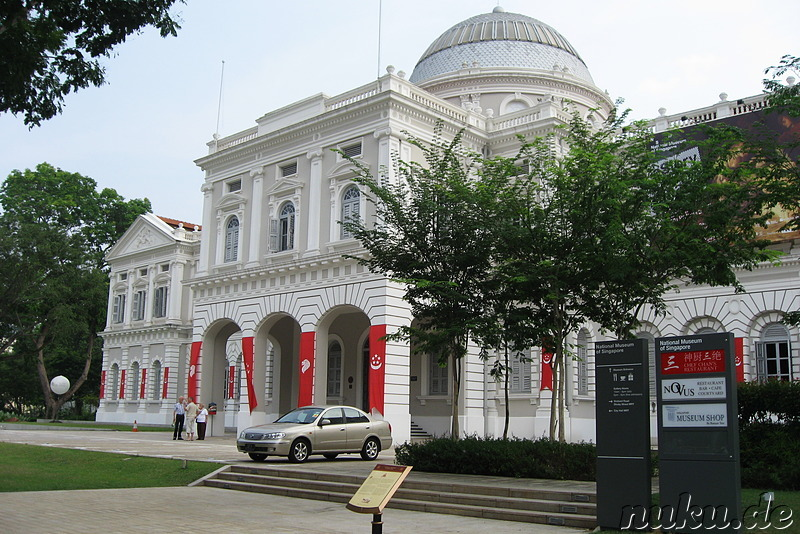 National Museum of Singapore, Singapur
