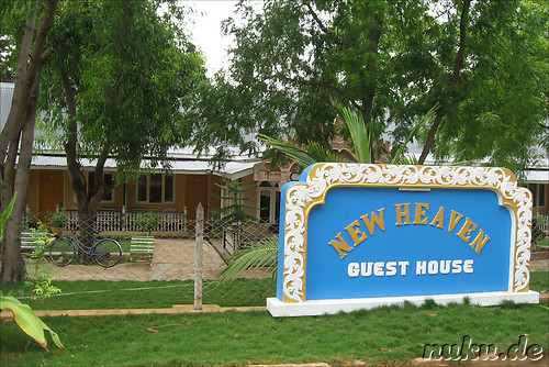 New Heaven Guesthouse in Bagan, Myanmar