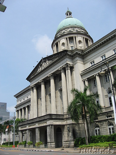 Old Surpreme Court, Singapur