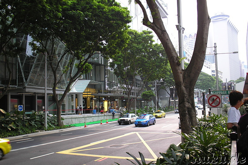 Orchard Road Shopping Malls, Singapur