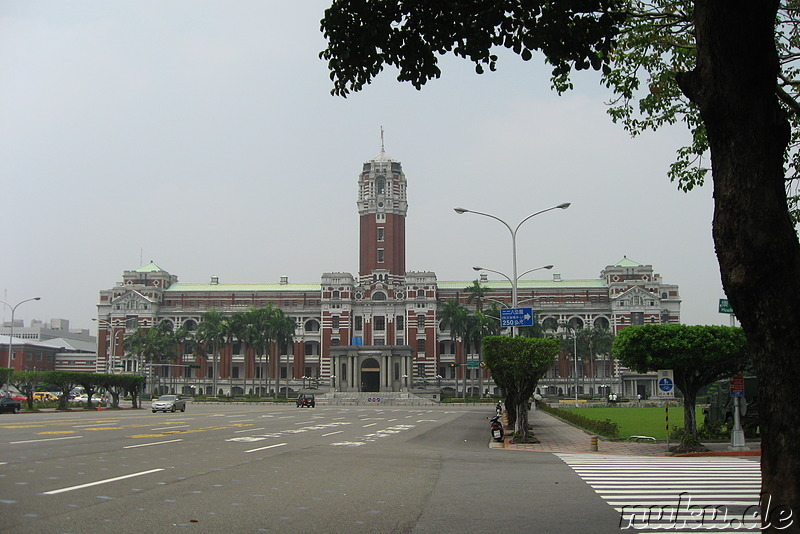 Presidential Building in Taipei, Taiwan
