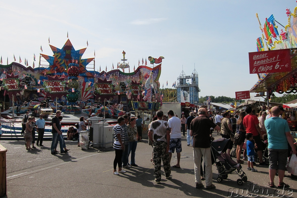Volksfest In Bayern