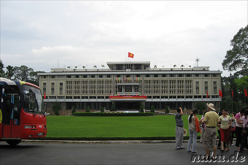 Reunification Palace, Ho Chi Minh City