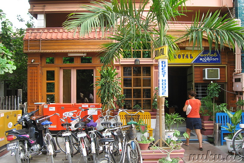 Royal Guesthouse - Hostel in Mandalay, Myanmar