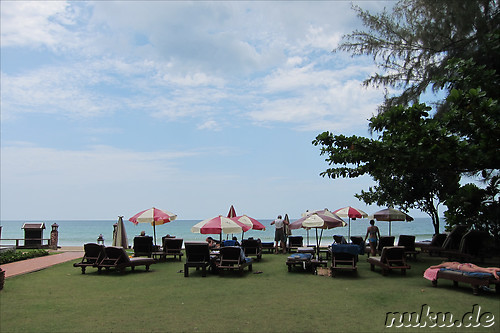 Royal Lanta Resort auf Ko Lanta, Thailand