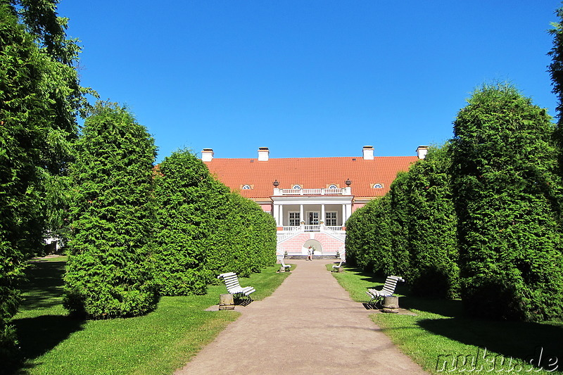 Sagadi Manor House - Herrenhaus im Lahemaa National Park, Estland