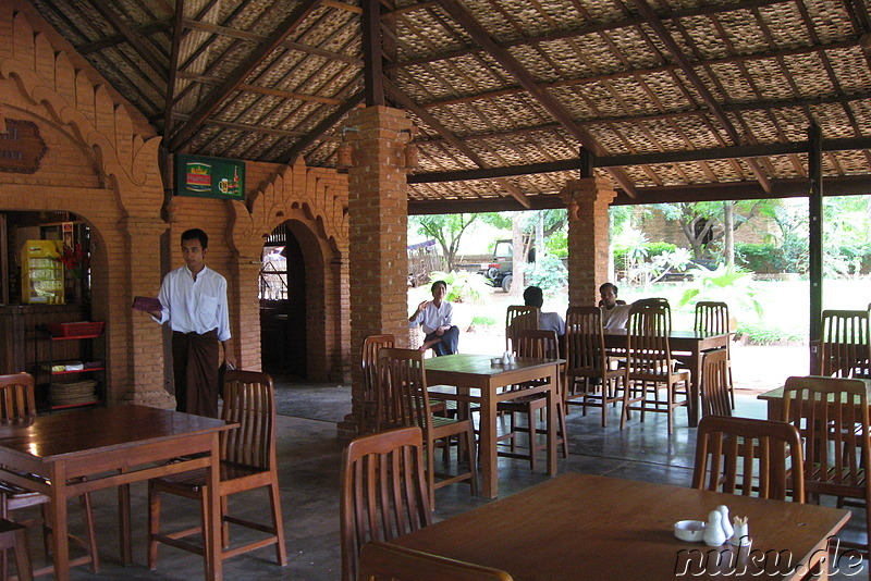 Sarabha Restaurant in Old Bagan, Myanmar