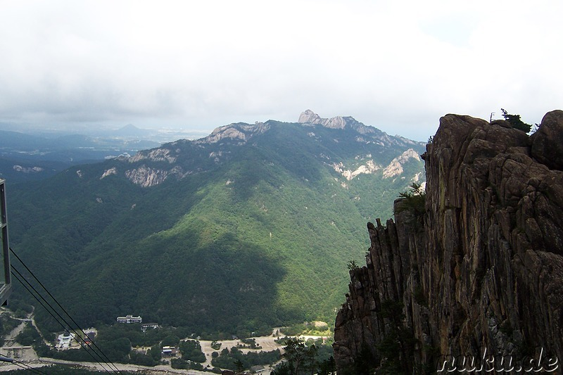 Seoraksan National Park