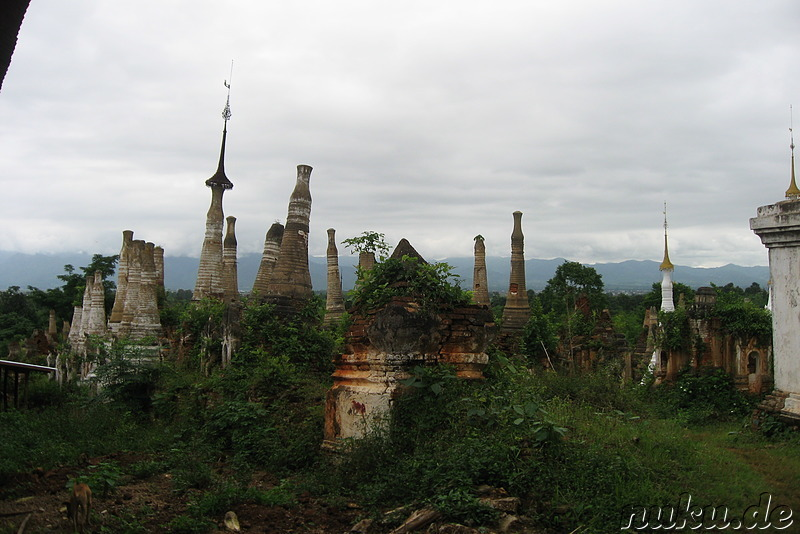 Shwe Inn Thein Paya in Inthein