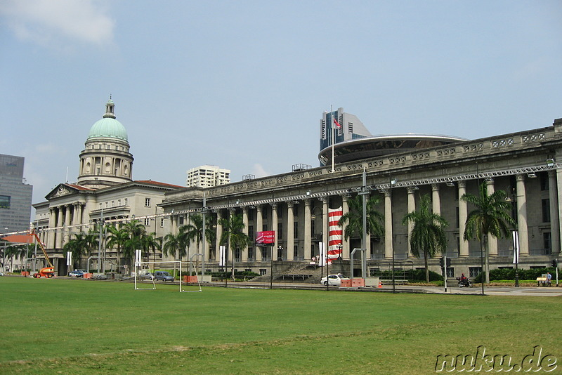 Singapur City Hall - Rathaus, Singapur