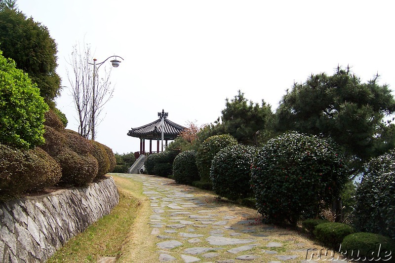 Skulpturenpark in Tongyeong