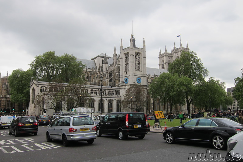 St Margarets Church in London, England